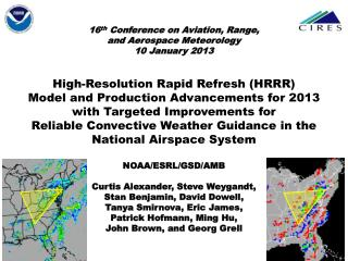13km Rapid Refresh (RAP) (mesoscale)