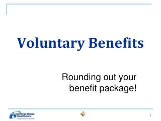 Voluntary Benefits