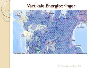 Vertikale Energiboringer