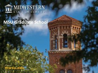 MSU Graduate School