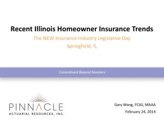 Recent Illinois Homeowner Insurance Trends