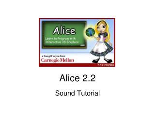 Alice 2.2
