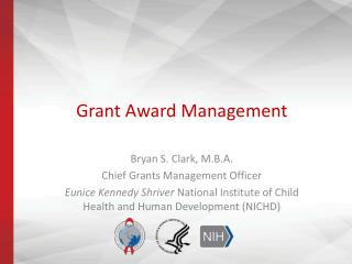 Grant Award Management