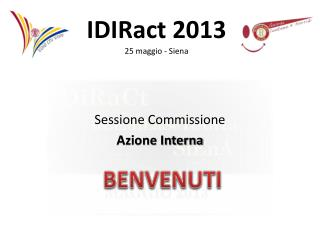 Sessione Commissione Azione Interna