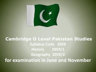 Scope of studying Pakistan Studies