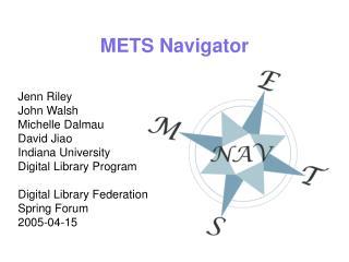 METS Navigator