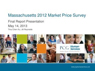 Massachusetts 2012 Market Price Survey
