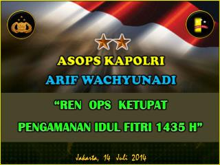 ASOPS KAPOLRI