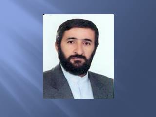 احمدرضا بسیج                         تولد:  1340  شهرکرد سابقه خدمت در تربیت معلم: 15سال