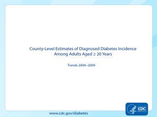 cdc/diabetes