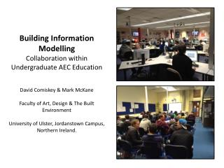 Building Information  Modelling Collaboration within Undergraduate AEC Education