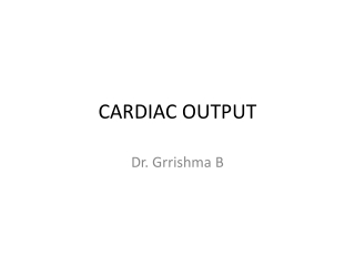 The extrinsic regulation of blood pressure and cardiac output