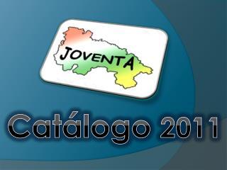 Cat�logo  2011