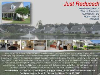 Just Reduced!