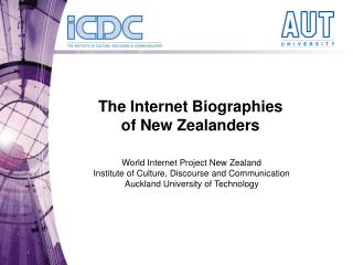 The Internet Biographies  of New Zealanders