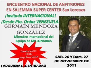 SAB.  26 Y Dom. 27 DE NOVIEMBRE DE 2011