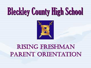 Bleckley County High School