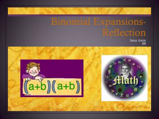 Binomial Expansions-Reflection