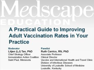 A Practical Guide to Improving Adult Vaccination Rates in Your Practice