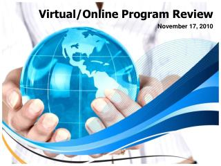 Virtual/Online Program Review