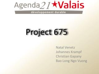 Project 675