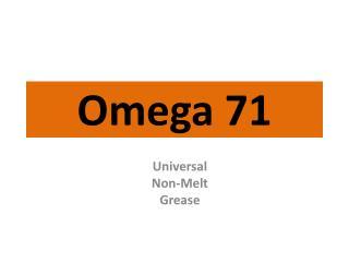 Omega 71