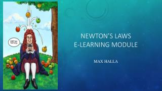 newton's laws  e-learning module