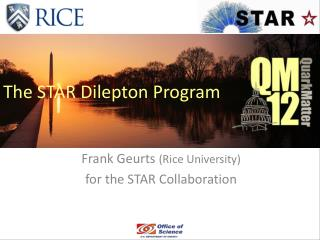 The STAR  Dilepton  Program