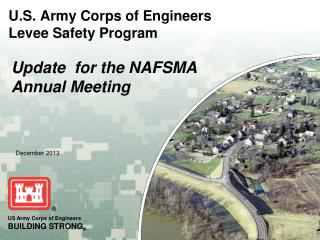 Update  for the NAFSMA Annual Meeting
