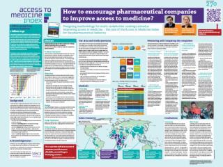 Access to Medicine  Index Problem Statement