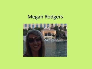 Megan Rodgers