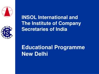 INSOL International and The Institute of Company Secretaries of India   Educational Programme  New Delhi