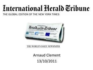 Arnaud  Clement 13/10/2011
