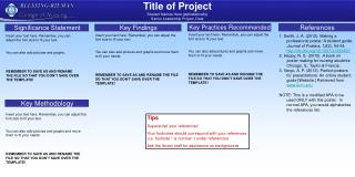 Title of Project Student Names Here (alphabetically) Senior Leadership Project, Date