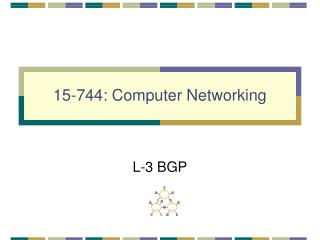 15-744: Computer Networking