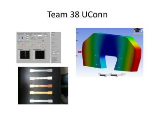 Team 38 UConn