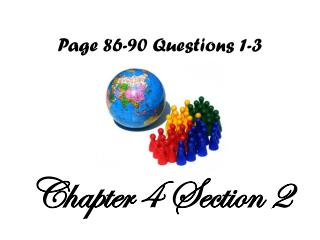Page 86-90 Questions 1-3