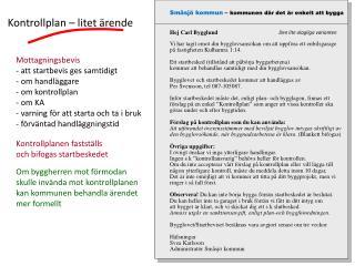 Småsjö  kommun  –  kommunen där det är enkelt att bygga Hej Carl  Bygglund