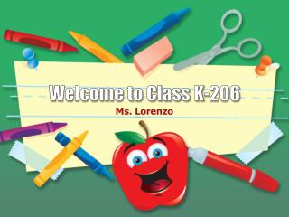 Welcome to Class K-206