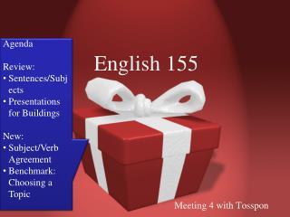 English 155