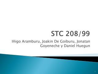 STC 208/99