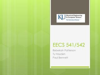 EECS 541/542