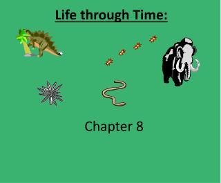 Life through Time: