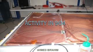 Activity in 904