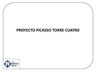 PROYECTO PICASSO TORRE CUATRO