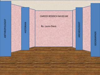 CAREER RESERCH MUSEUM