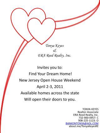 Tonya Keyes  &  ERA Reed Realty, Inc.