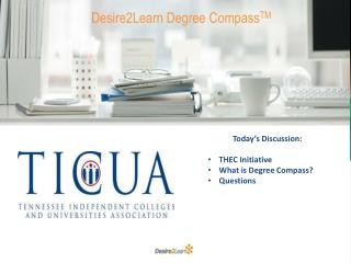 Desire2Learn Degree Compass TM