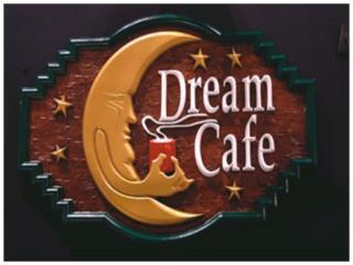 Dream  caffe este situata  in  incinta Iullius  Mall din  Timisoara.