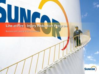 Line of Fire – Injury Reduction Program